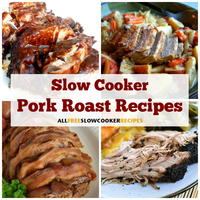 19 Slow Cooker Pork Roast Recipes