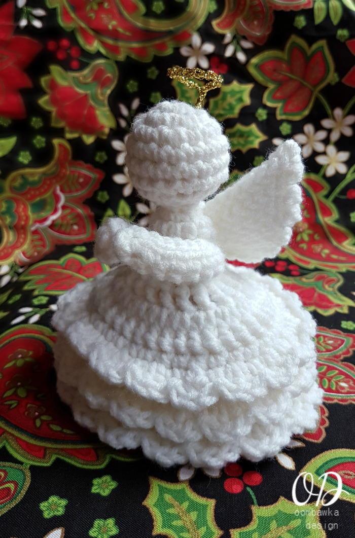 Joy Crochet Angel Allfreecrochet Com