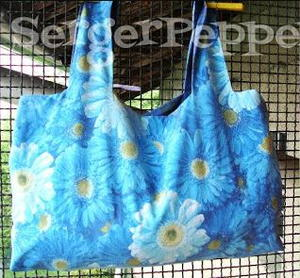 Simple Foldable Market Purse