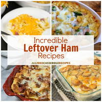 17 Incredible Leftover Ham Recipes