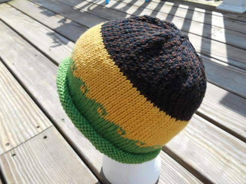 Sunflower Spark Hat