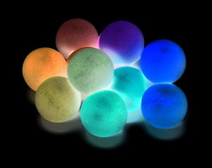 Glow in the Dark Bouncy Ball