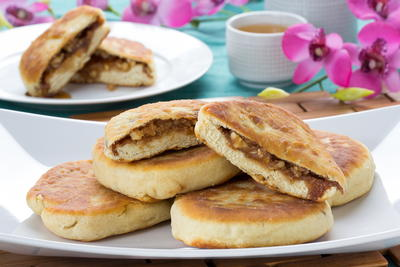Sweet Korean Pancakes