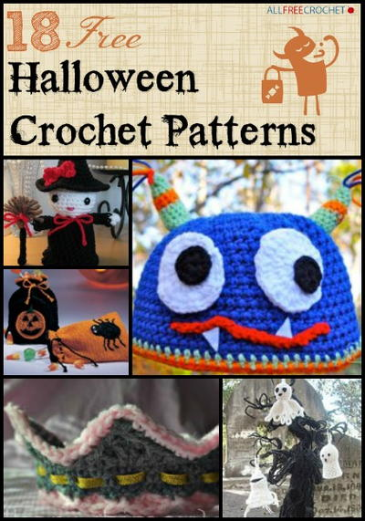 190 Patterns to Crochet for Halloween: The Ultimate Collection ...