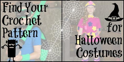Find Your Crochet Pattern for Halloween Costumes