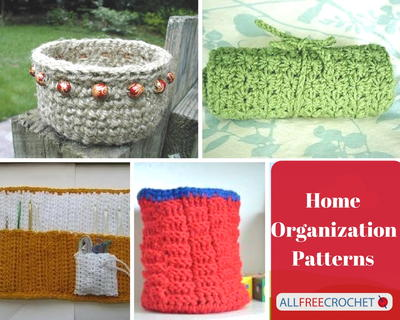 How To Clean Using Homemade Crochet Designs 17 Home Organization