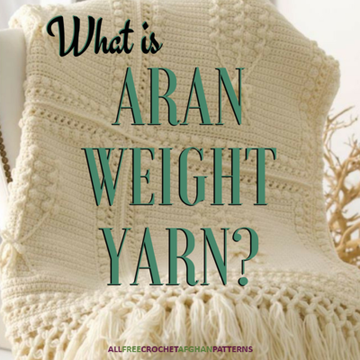 What is Aran Weight Yarn