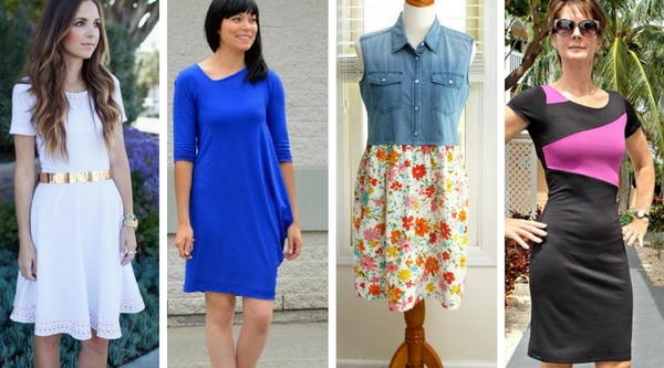 Stunning Free Dress Patterns
