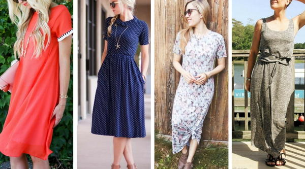 Trendy Dress Patterns