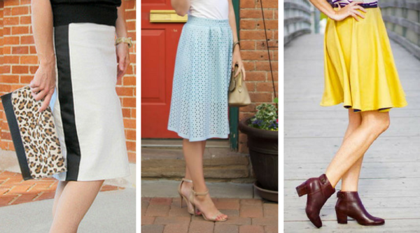 Modern Skirt Patterns