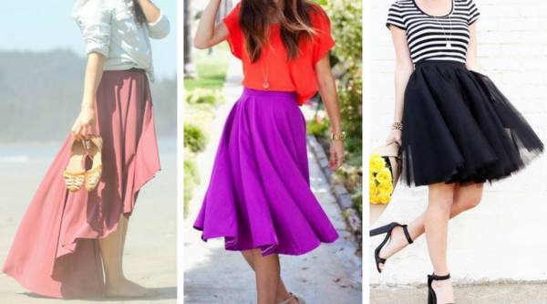 Trendy Skirt Patterns