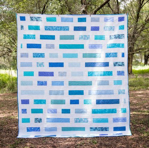 Take A Break Strip Quilt Pattern Favequilts