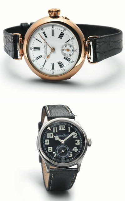 The History of IWC