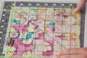 How to Square Up a Quilt Block | FaveQuilts.com : squaring up quilt blocks - Adamdwight.com