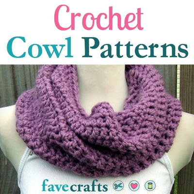 22 Free Crochet Patterns for Cowls and Neck Warmers | FaveCrafts.com