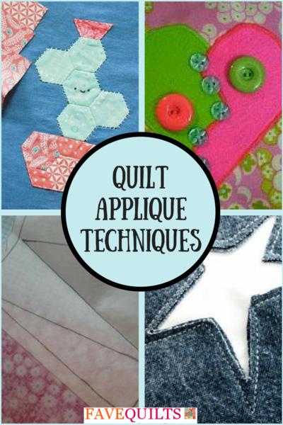 Quilt Applique Techniques | FaveQuilts.com : quilt applique techniques - Adamdwight.com