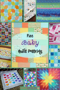 40+ Free Baby Quilt Patterns