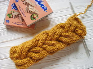 25 knit headband patterns and other simple knit