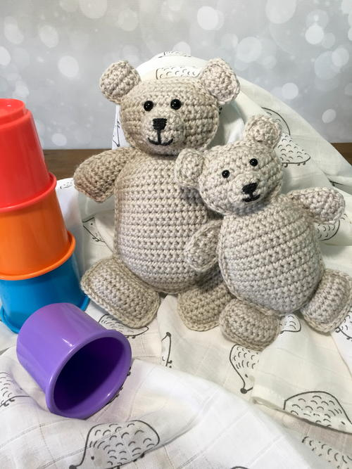 Baby and Me Bears