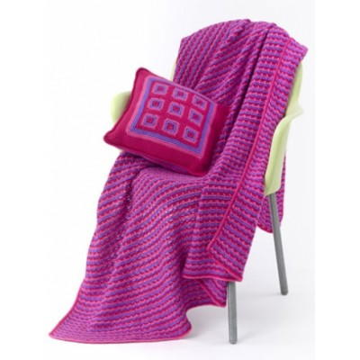 Tween Pillow and Throw