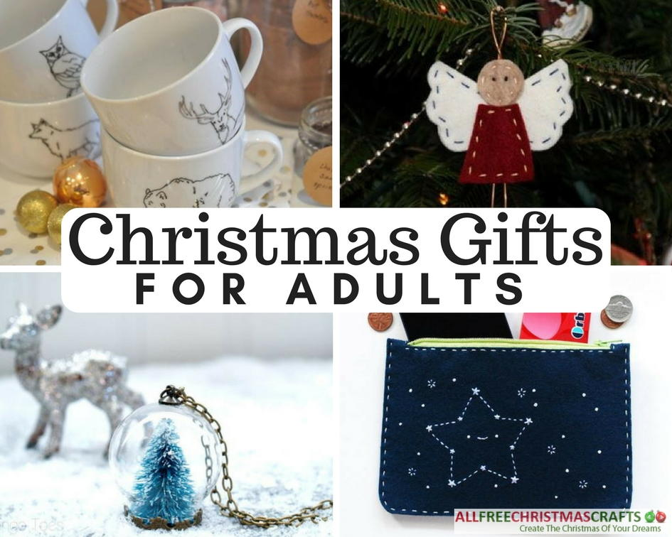 8 Homemade Christmas Gifts for Adults