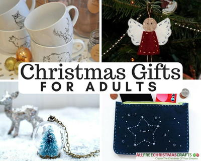 Christmas Gifts for Adults
