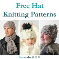 27 Free Hat Knitting Patterns