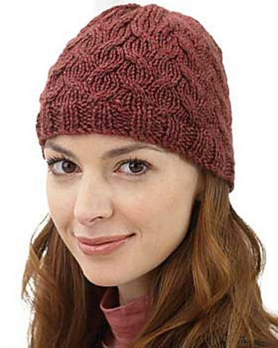 27 free hat knitting patterns favecrafts soft cable hat knitting pattern dt1010fo