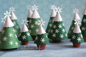 Clay Pot Advent Calendar