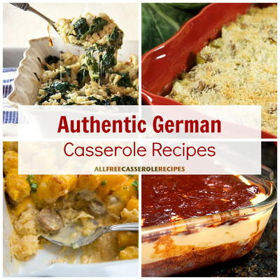 12 authentic german casserole recipes allfreecasserolerecipes 12 authentic german casserole recipes forumfinder Image collections