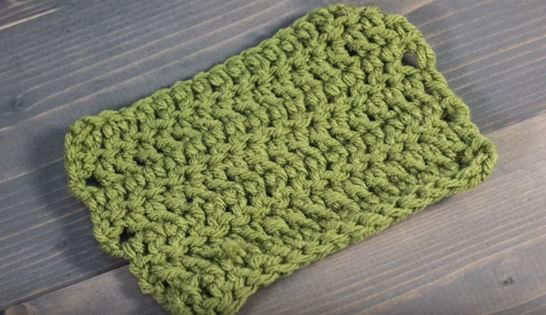 Back Loop Crochet Stitch