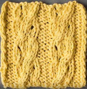 How to Knit the Slipover Sweater Stitch