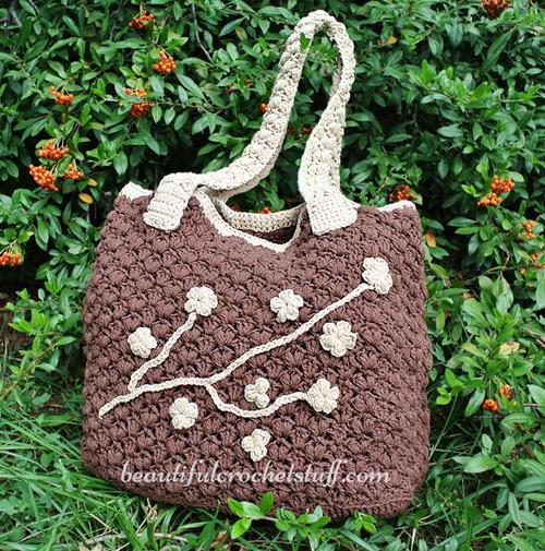 Crochet Bag Free Pattern | AllFreeCrochet.com