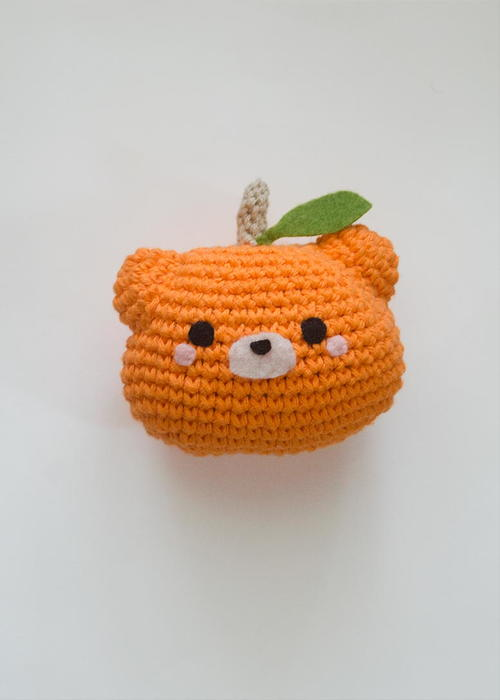 Pumpkin Patch Bear