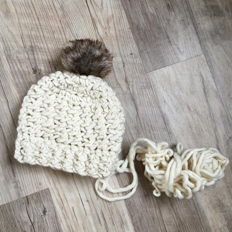 Criss Cross Chunky Crochet Beanie Allfreecrochet