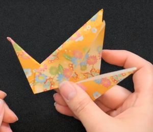 how to make an origami crane favecraftscom