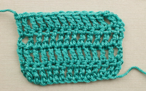 How to Triple/Treble Crochet