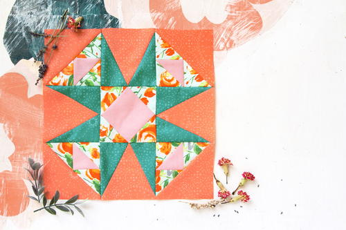 How To Make A Maltese Star Block