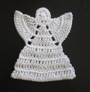 Angel Ornament Pattern Favecrafts Com