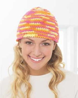 bfca27e6641 24 Free Hat Crochet Patterns for Beginners