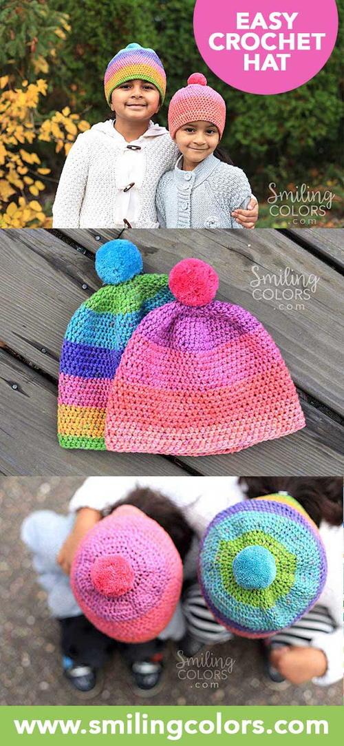 Caron Cupcakes Crochet Hat Favecrafts