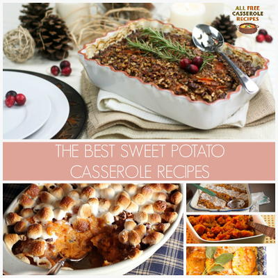 The Best Sweet Potato Casserole Recipes