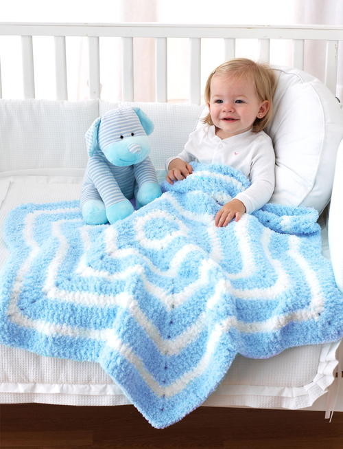 Star Blanket Allfreecrochet