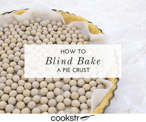 How to Blind Bake a Pie Crust