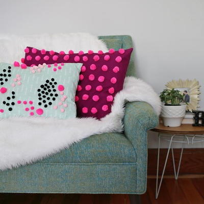 How To Make A Decorative Pillow