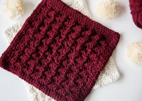 Beginner Decorative Crochet Potholders Allfreecrochet