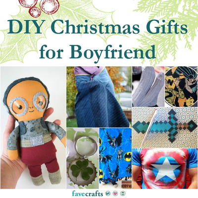42 DIY Christmas Gifts for Boyfriend