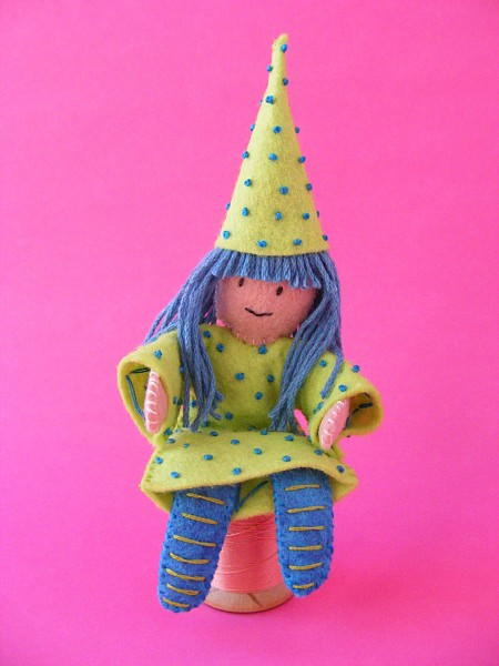 Sweet Little Elf Sewing Pattern