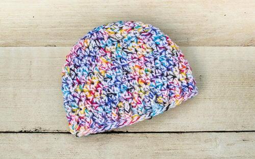 Baby Hat Crochet Patterns | AllFreeCrochet.com