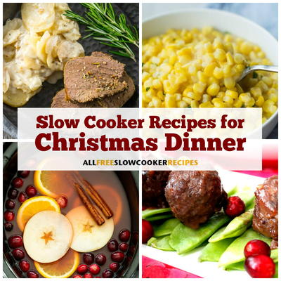 45 slow cooker recipes for christmas dinner weve put together this collection of 45 slow cooker recipes for christmas dinner to give you forumfinder Gallery